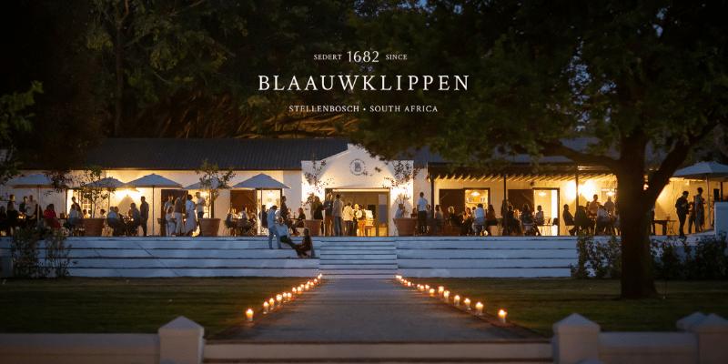 Blaauwklippen for Blog banner